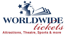 Worldwide Tickets – Attractions, Theatre, Sports & more